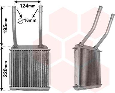 Système de chauffage - VAN WEZEL - 37006132