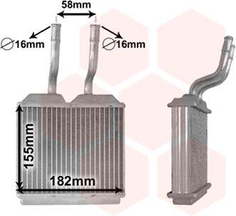 Système de chauffage - VAN WEZEL - 37006197