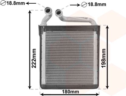 Système de chauffage - VAN WEZEL - 58006256