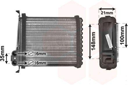 Système de chauffage - VWA - 88VWA59006085