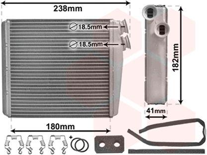 Système de chauffage - VWA - 88VWA59006163