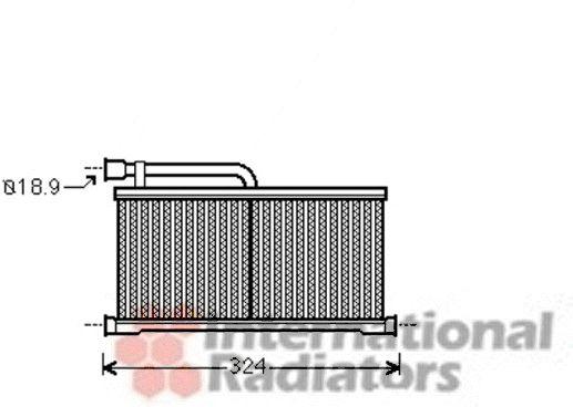 Système de chauffage - VWA - 88VWA03006296