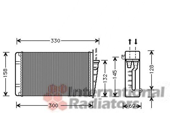 Système de chauffage - VAN WEZEL - 01006015
