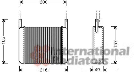 Système de chauffage - VWA - 88VWA01006033