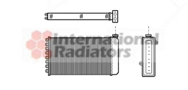 Système de chauffage - VWA - 88VWA02006057