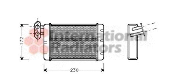 Système de chauffage - VWA - 88VWA02006058