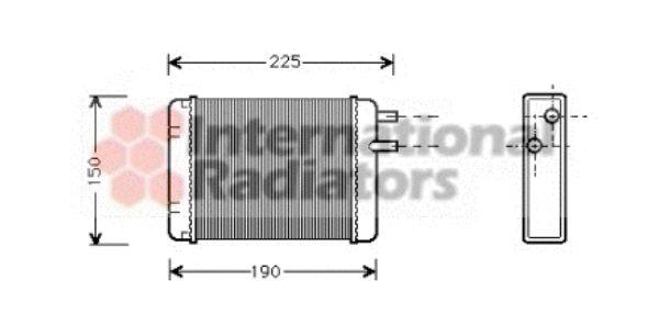 Système de chauffage - VAN WEZEL - 02006083