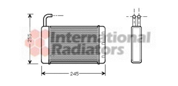 Système de chauffage - VAN WEZEL - 02006086