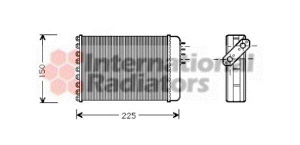 Système de chauffage - VAN WEZEL - 02006087