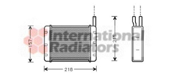 Système de chauffage - VAN WEZEL - 02006089
