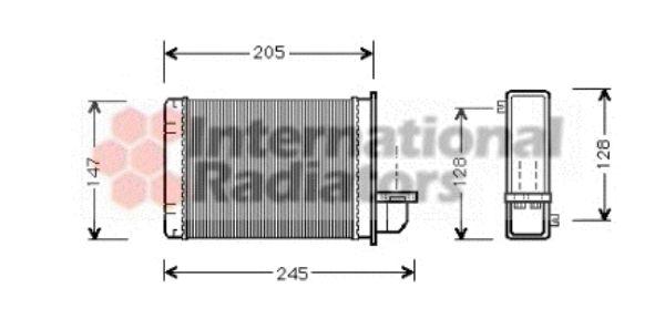 Système de chauffage - VWA - 88VWA02006093