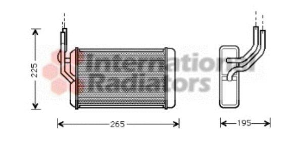 Système de chauffage - VWA - 88VWA02006105