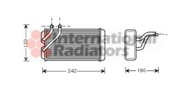 Système de chauffage - VWA - 88VWA02006106