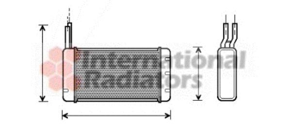 Système de chauffage - VAN WEZEL - 02006107