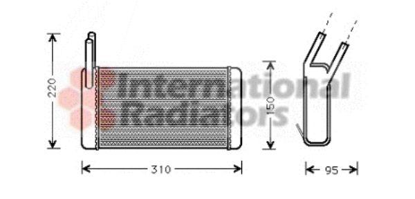Système de chauffage - VWA - 88VWA02006131