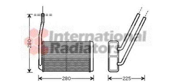 Système de chauffage - VWA - 88VWA02006177