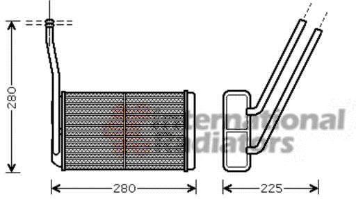 Système de chauffage - VWA - 88VWA02006195