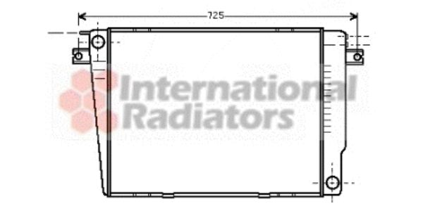 Radiateur, refroidissement du moteur - VWA - 88VWA06002241