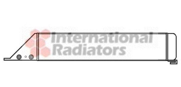 Radiateur d'huile - VAN WEZEL - 06003108
