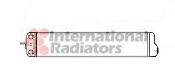 Radiateur d'huile - VAN WEZEL - 06003152
