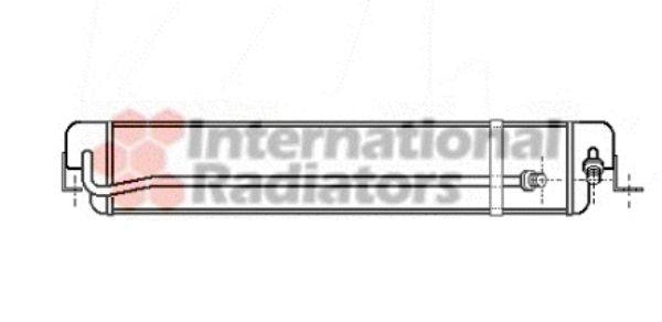 Radiateur d'huile - VWA - 88VWA06003168