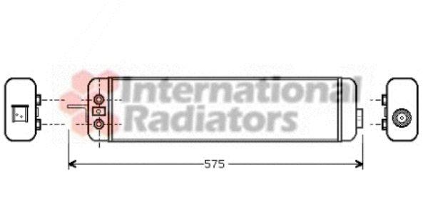 Radiateur d'huile - VWA - 88VWA06003178
