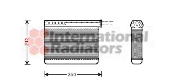 Système de chauffage - VWA - 88VWA06006166