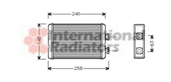 Système de chauffage - VWA - 88VWA06006210
