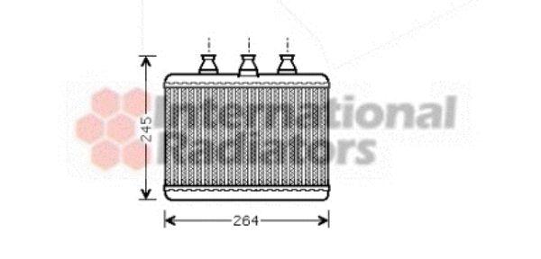 Système de chauffage - VWA - 88VWA06006271