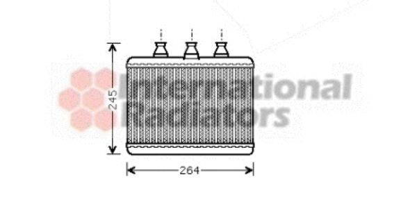 Système de chauffage - VAN WEZEL - 06006271