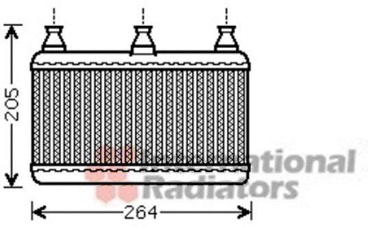 Système de chauffage - VAN WEZEL - 06006341
