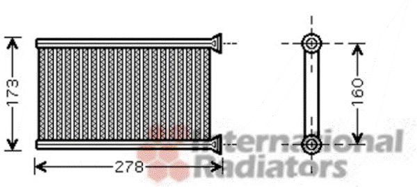 Système de chauffage - VAN WEZEL - 06006342