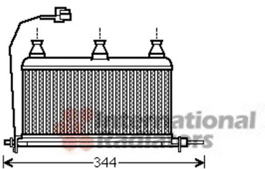 Système de chauffage - VAN WEZEL - 06006352