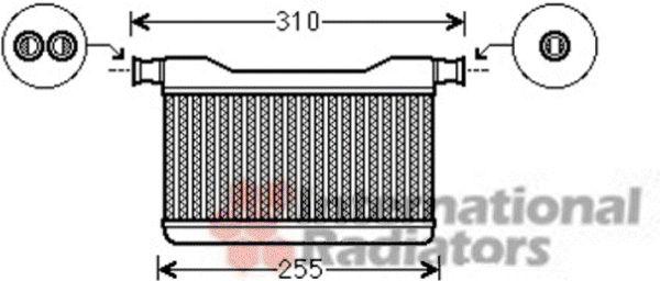 Système de chauffage - VAN WEZEL - 06006382