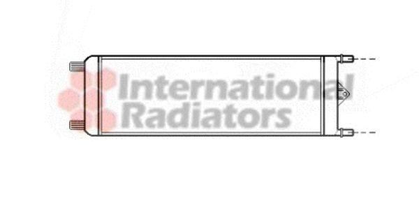 Radiateur, refroidissement du moteur - VAN WEZEL - 09002075