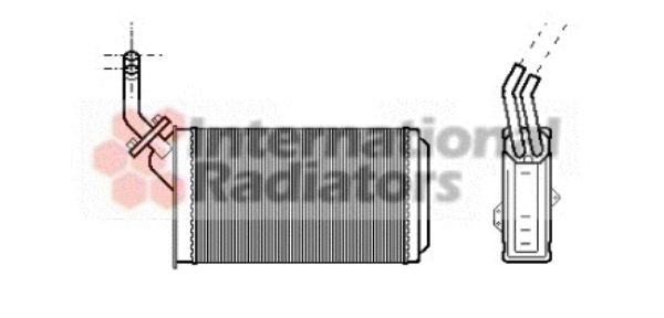 Système de chauffage - VAN WEZEL - 09006054