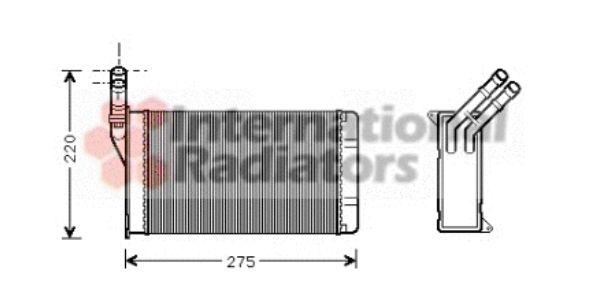 Système de chauffage - VAN WEZEL - 09006082