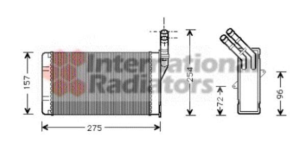 Système de chauffage - VWA - 88VWA09006150