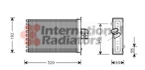 Système de chauffage - VWA - 88VWA07006045