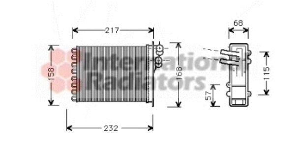 Système de chauffage - VWA - 88VWA07006046