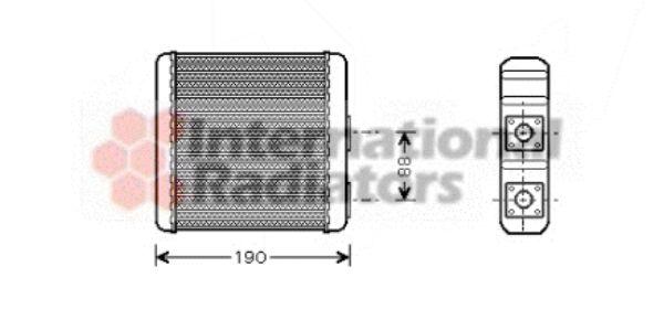 Système de chauffage - VAN WEZEL - 13006139