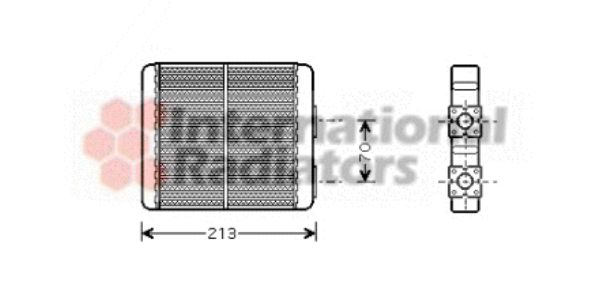 Système de chauffage - VAN WEZEL - 13006226