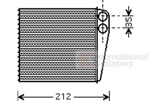 Système de chauffage - VAN WEZEL - 13006256