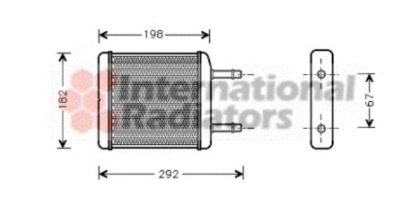 Système de chauffage - VAN WEZEL - 81006024