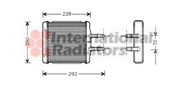 Système de chauffage - VAN WEZEL - 81006027