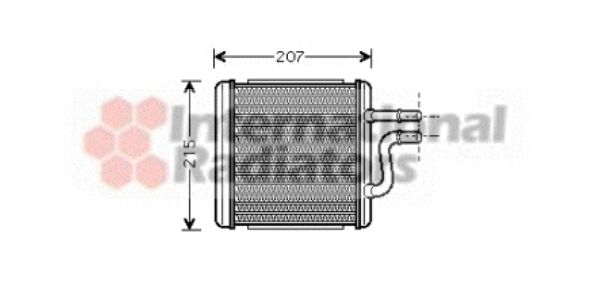 Système de chauffage - VWA - 88VWA81006060