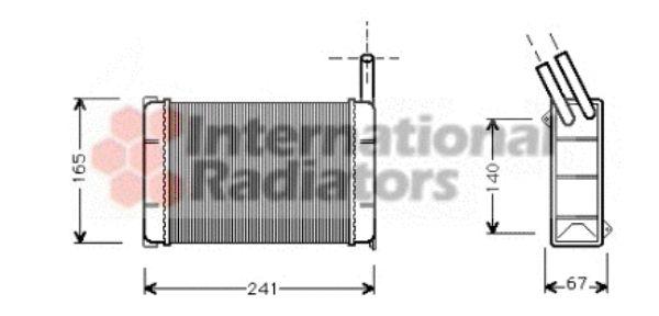 Système de chauffage - VWA - 88VWA18006000