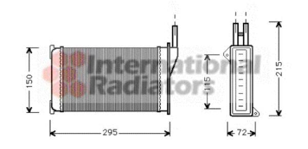 Système de chauffage - VAN WEZEL - 18006098
