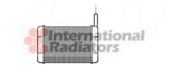 Système de chauffage - VAN WEZEL - 18006129