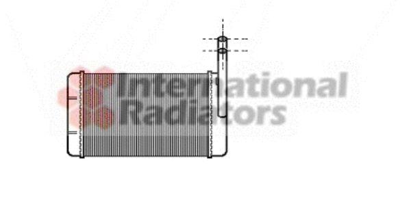 Système de chauffage - VAN WEZEL - 18006132